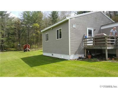 Bolivar NY Single Family Home S-Closed/Rented: $37,500