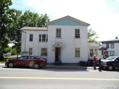 Multi Family 2-4 Sale Pending: 2170 East Seneca Street