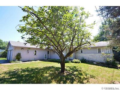 Single Family Home S-Closed/Rented: 354 Manitou Beach Road