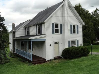Single Family Home Sold: 11086 State Route 26 Road