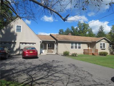 Verona NY Single Family Home Sold: $167,500