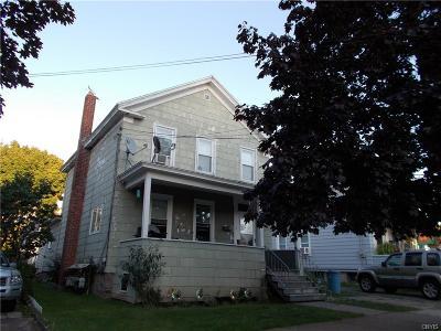 Oswego-City Multi Family 2-4 A-Active: 163 East 9th Street