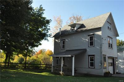Denmark NY Single Family Home Sold: $43,000