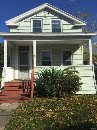 Single Family Home S-Closed/Rented: 53 8th Street West