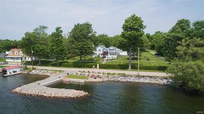 Single Family Home A-Active: 9974 County Route 125 Road