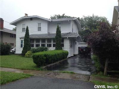 Watertown-City NY Rental Sold: $1,500