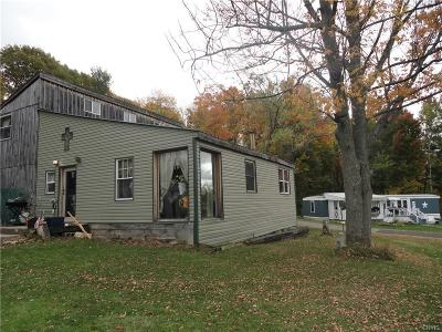 Alexandria NY Single Family Home A-Active: $65,500