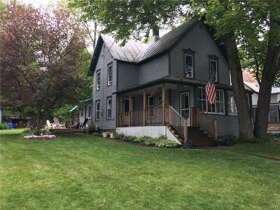 West Turin NY Single Family Home Sold: $82,250