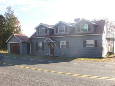 St Lawrence County Single Family Home A-Active: 2554 County Route 6