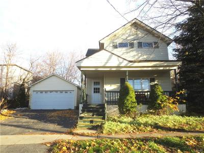 Watertown-City NY Single Family Home A-Active: $119,900