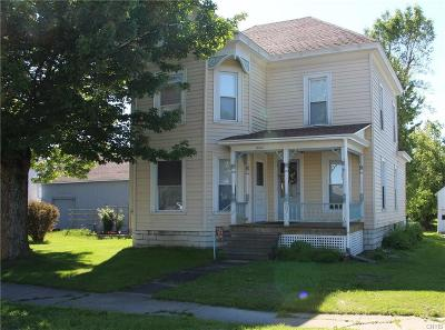 Single Family Home A-Active: 20357 Nys Route 411