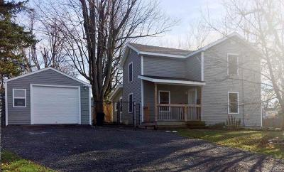 Watertown-City NY Single Family Home Sold: $100,700