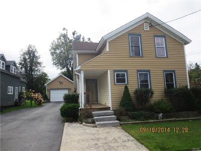 Le Ray NY Single Family Home C-Continue Show: $155,000