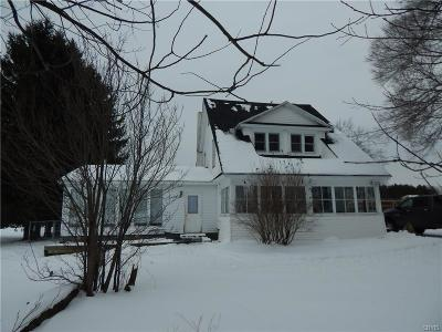 Single Family Home S-Closed/Rented: 22519 County Route 42