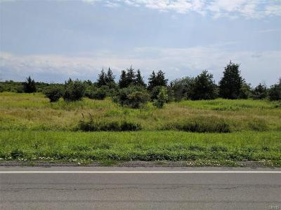 Residential Lots & Land A-Active: Nys Route 3