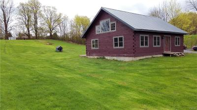 Lowville Single Family Home A-Active: 7735 State Route 12