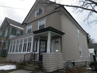 Watertown-City NY Multi Family 2-4 A-Active: $129,800