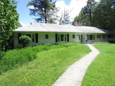 Single Family Home A-Active: 109 Sunrise Hill Rd