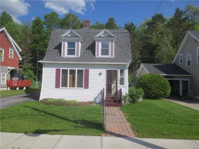Wilna NY Single Family Home A-Active: $114,900
