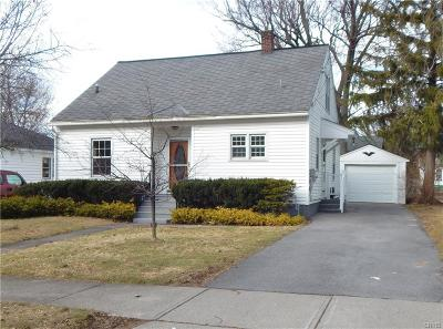 Single Family Home S-Closed/Rented: 436 Paddock Street