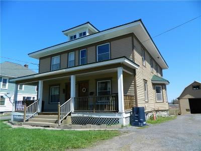 Lowville NY Multi Family 2-4 Sold: $99,000