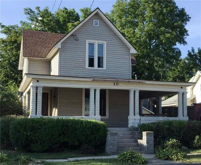 Alexandria Single Family Home A-Active: 10 Crossmon Street