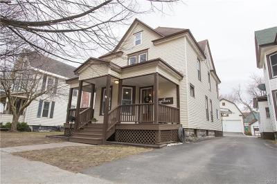 Single Family Home Sold: 215 N James Street