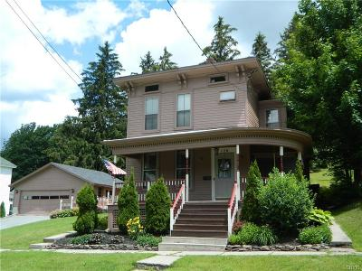 Single Family Home Sale Pending: 128 North Washington Street