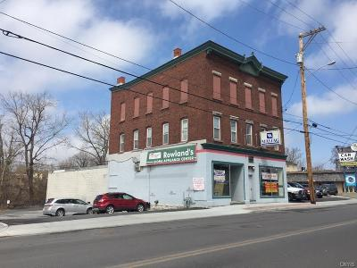 Watertown-City NY Commercial A-Active: $189,900