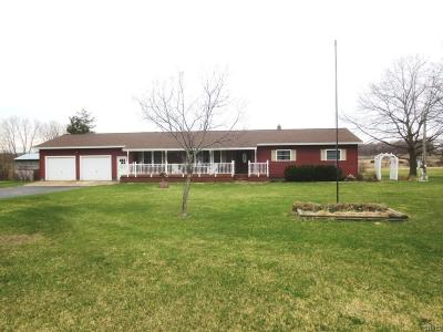 Single Family Home S-Closed/Rented: 22190 Co Route 47