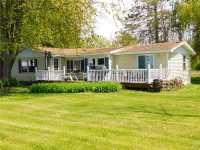 Cape Vincent NY Single Family Home A-Active: $230,000