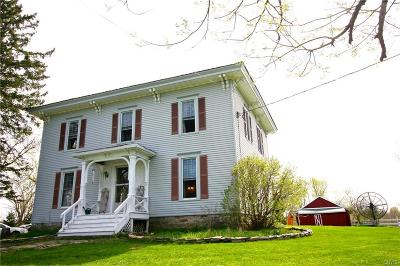 St Lawrence County Single Family Home A-Active: 1079 Little Bow Road