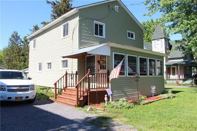 Single Family Home A-Active: 20523 Nys Route 411