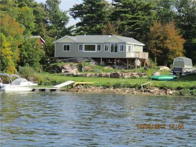 Single Family Home A-Active: 48435 Goose Bay Road