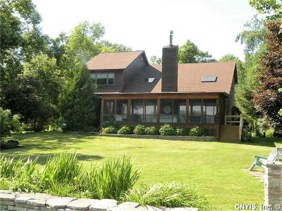 Single Family Home A-Active: 20462 Saint Lawrence Park Road