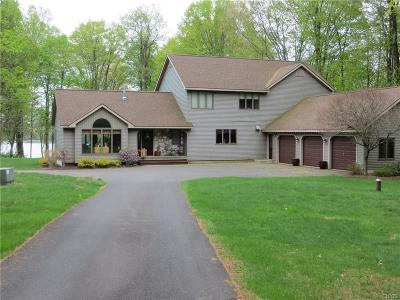 Oneida County Single Family Home A-Active: 6992 Stokes Westernville Road