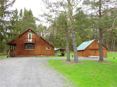Montague NY Single Family Home Sold: $125,000