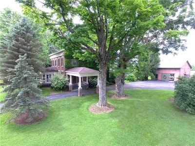 Holland Patent Single Family Home A-Active: 10413 Powell Road