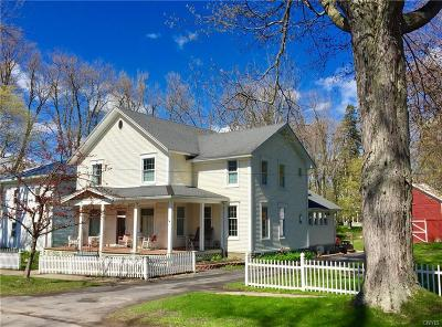 Cape Vincent Single Family Home A-Active: 228 South James Street