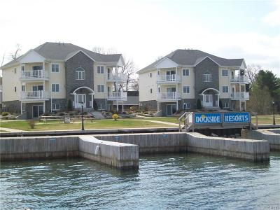 St Lawrence County Condo/Townhouse A-Active: 29 Dockside Drive