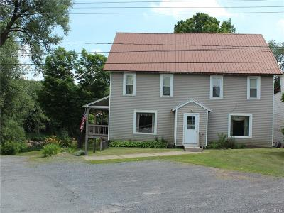 Single Family Home A-Active: 8292 State Route 3