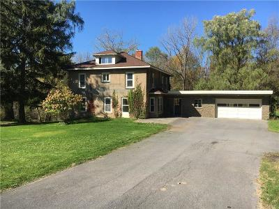 Single Family Home A-Active: 7909 Broadfield Road