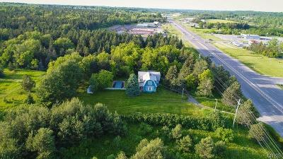 Jefferson County, Lewis County, St Lawrence County Commercial U-Under Contract: 25991 Us Route 11