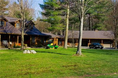 Oneida County Single Family Home A-Active: 9973 Johnnie Cake Road
