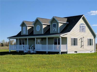 Cape Vincent Single Family Home A-Active: 30871 County Route 6