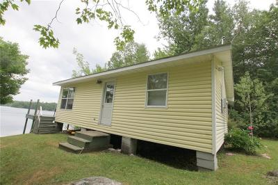 St Lawrence County Single Family Home A-Active: 63 Sunrise Circle N/Prvt