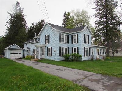 Rutland Single Family Home A-Active: 30871 Nys Route 3