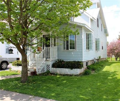 Lowville Single Family Home A-Active: 5543 Trinity Avenue