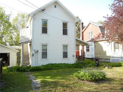 Lowville NY Single Family Home Sold: $59,900
