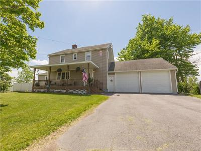Single Family Home Sold: 19536 State Route 3
